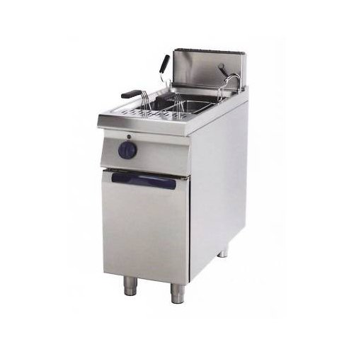 Pasta olla eléctrica profesional de 40 litros depósito cm 40x90x85 RS0777