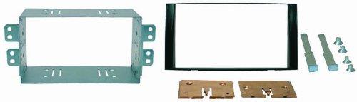 PH 3/522 Kit di fissaggio per autoradio Doppio DIN Ssangyong Rexton/Rexton2 06