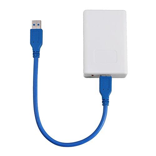 Grabador De Video, Plug and Play, Diseño Compacto, Portátil, Compatible con Una Variedad De Software De Transmisión De Medios.