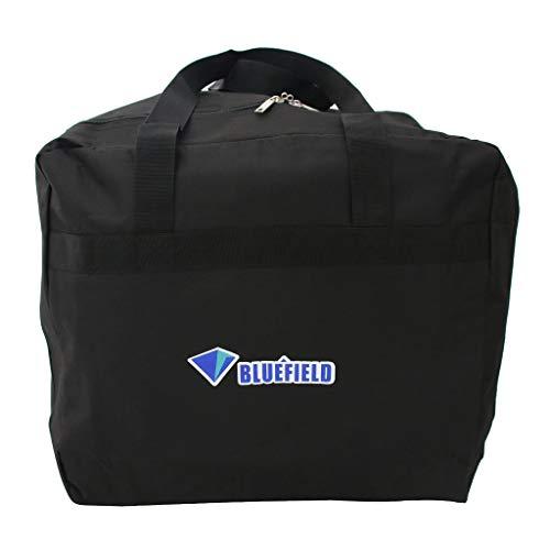 Baosity Mochila para caminhadas, acampamento, barraca, armazenamento ao ar livre, viagem, bolsa esportiva para saco de dormir, cobertor 80L - preta