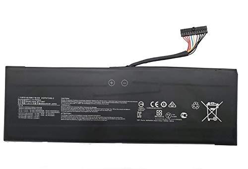 AKKEE BTY-M47 Laptop Batería para MSI GS40 GS40 6QE 6QE-006XCN 6QE-009XTH 6QE-019RU GS43 GS43VR 7RE 6RE 6RE-045CN Series 7.6V 61.25Wh 8060mAh