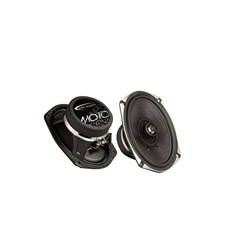 "Arc Audio MOTO692 6"" x 9"" Motorcycle Coaxial Speakers"