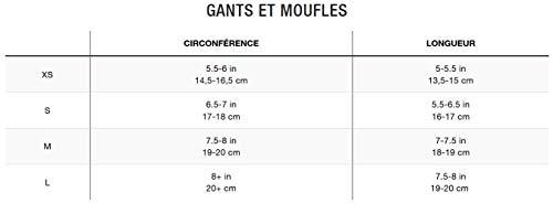 North Face Denali Etip Gants Homme Noir FR : XL (Taille Fabricant : XL)