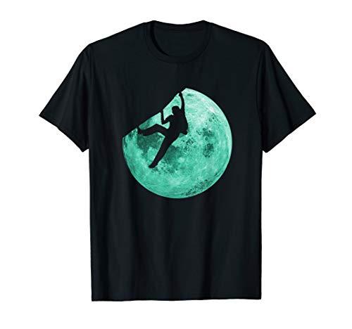 Boulder Kletter Karabiner Climb Klettern T-Shirt