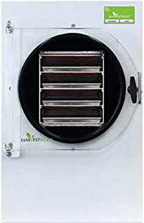 Harvest Right Freeze Dryer - The Best Way to Preserve Food - Food Dehydrator, Medium Size, White Color