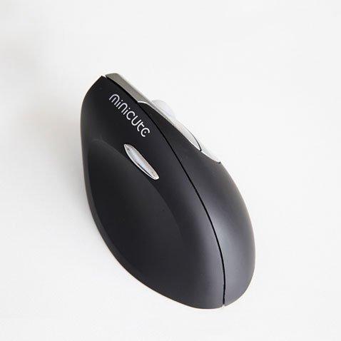minicute Ezmouse2 Wireless Ergonomic Computer Mouse