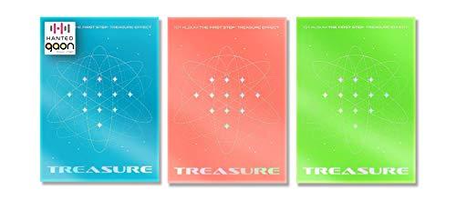 Treasure - The First Step Effect [Random ver.] (1st Album) [Pre Order]...