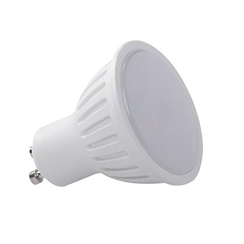 Kanlux MIO 30190 - Bombilla LED (6 W, GU10, luz blanca cálida)
