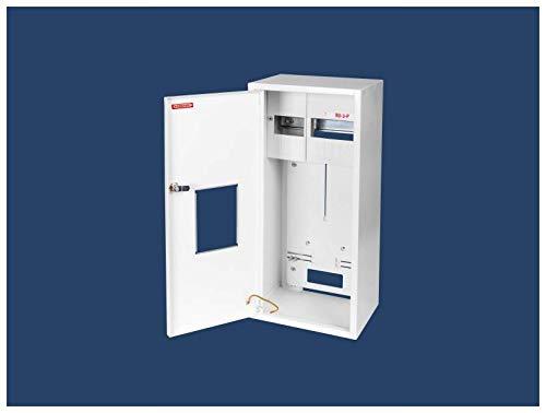 Zählerschrank Sicherungskasten Verteilerkasten AUFPUTZ 3 PHASEN 11. Sich. IP30 RU-3-P