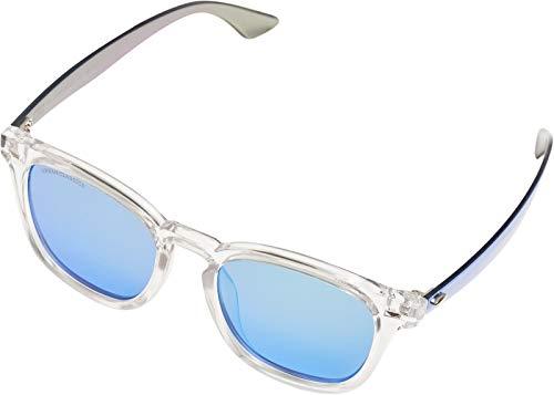 Urban Classics 109 Sunglasses UC, Occhiali Unisex-Adulto, Trasparente/Blu, One Size