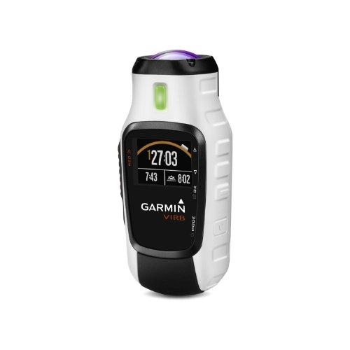 Garmin, Ltd VIRB Elite White 1080p Action Camera