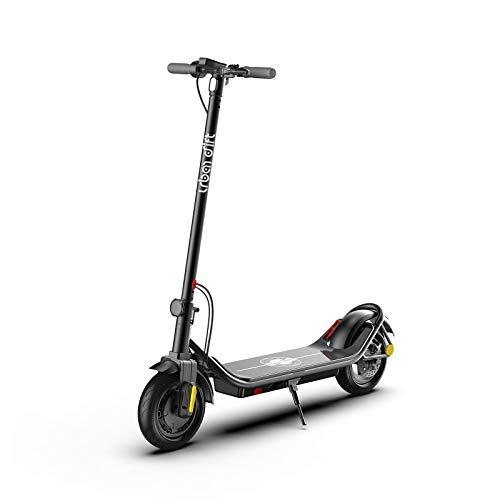Urban Drift Elektroroller 350 Watt Motor 10 Zoll Vakuum Reifen, 36V 10 Ah Geschwindigkeit bis 26 km/h mit APP & Bluetooth Faltbar Elektro Scooter, kein ABE-Zertifikat (Schwarz)