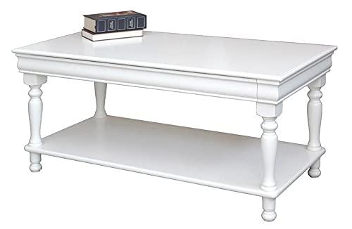 Arteferretto Table Basse laquée Louis Philippe