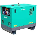 Groupe électrogène diesel insonorisé triphasé 6,5 kVA WORMS SILENTSTAR 6500D T YN