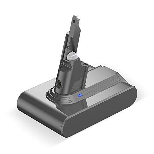 Powerextra V7 Replacement Battery 4.0Ah 21.6V Compatible with V7 Motorhead V7 Trigger V7 HEPA V7 Car+Boat V7 Absolute V7 Fluffy Handheld Vacuum Cleaners