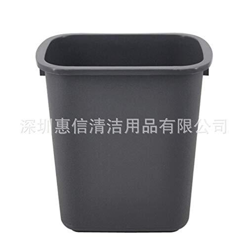 Rainbow Kleiner Laden Kunststoff Mülleimer Trompete Muster 7,5 Liter Badezimmer