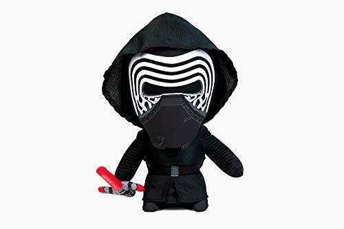 Star Wars Episodio jazw Ares sw02327VII. Das Erwachen Der Deluxe–Figura de Peluche con Sonido–Kylo REN 38cm