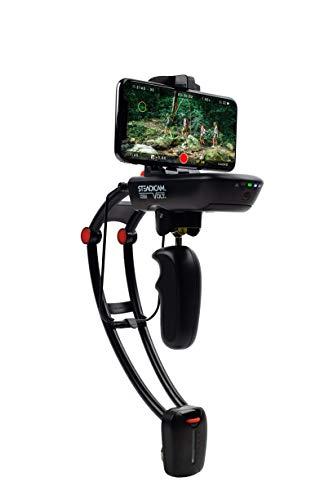 Steadicam sdv-Volt Elektronische Handheld Stabilisator für iPhone 7/7Plus und GoPro Hero5Kamera–Schwarz
