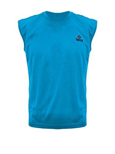 IZAS Sue T-Shirt à Manches Courtes Homme, Bleu Royal, FR : 2XL (Taille Fabricant : XXL)