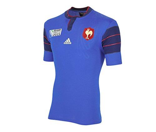 Trikot Frankreich Rugby Hause RWC 2015Junior 10 Jahre