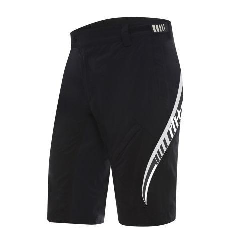 Pantaloncini Zero RH+ Orion - Nero, Grigio, XXL