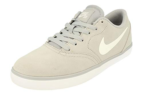 Nike SB Check Hombre Trainers 705265 Sneakers Zapatos (UK 6 US 7 EU 40, Wolf Grey Black White 010)