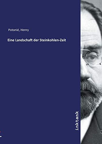 Potonié, H: Landschaft der Steinkohlen-Zeit