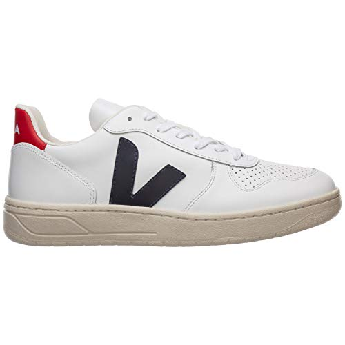 Luxury Fashion | Veja Heren VX021267 Wit Leer Sneakers | Lente-zomer 20