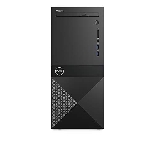 Dell VOSTRO 3670 MT I7-9700 8/1TB W10P 1 - Ordenador de Sobremesa, Color Plata