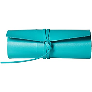 Brouk & Co. Travel Cord Roll - Turquoise