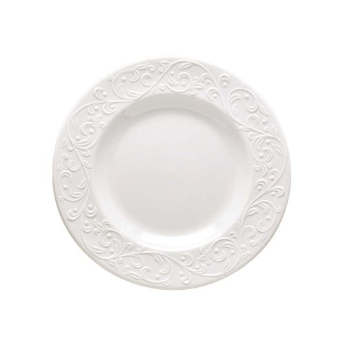 LENOX Accent Plate Opal Innocence Carved, 0.90 LB