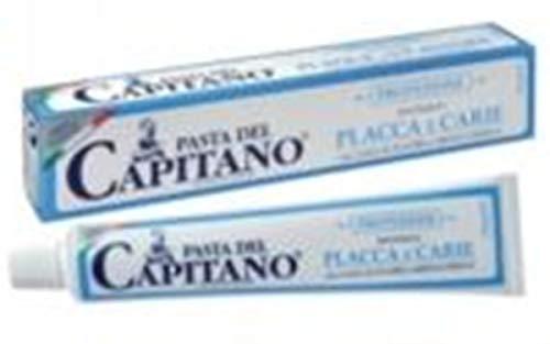 12 X Dentifricio Pasta Del Capitano Protezione da Placca e Carie offerta stock