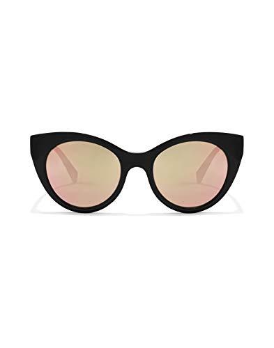 HAWKERS · DIVINE · Black · Rose Gold · Gafas de sol para hombre y mujer