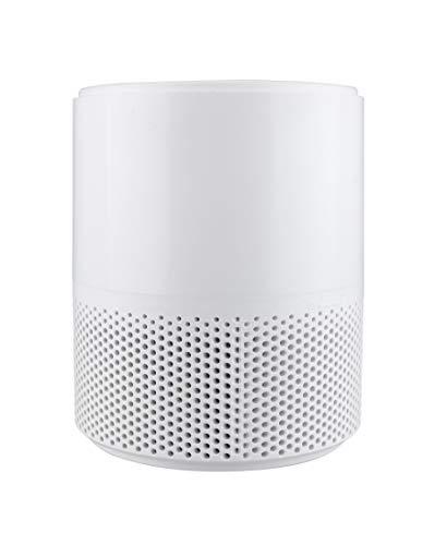 Nuaer Purificador de Aire para el hogar con Verdaderos filtros HEPA, purificadores de Aire portátiles de bajo Ruido, Limpiador de Aire USB de Escritorio para alergias, Polvo, Polen, Humo, Olor, Moho