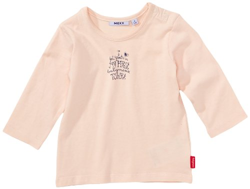 Mexx Baby - Mädchen Hemd K1GZT001, Gr. 62 (M), Pink (683)