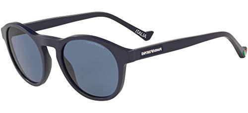 Gafas de sol Emporio Armani EA 4138 583780 Mate Azul