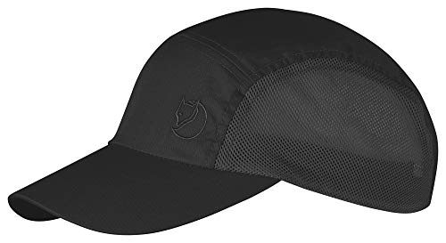 FJALLRAVEN High Coast Vent Cap Gorra, Unisex Adulto, Dark Grey, L/XL