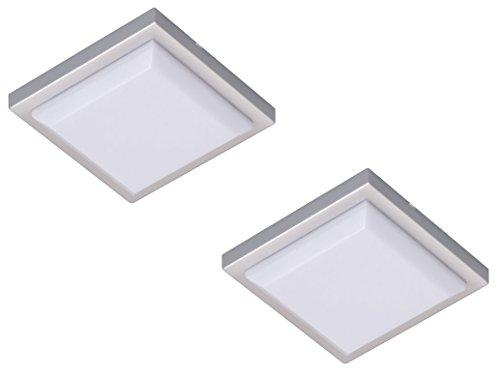 Smartlight 7000.003 LED additionnelle Ultra compacte (12 mm) pour Lampe sous-Meuble/éclairage pour mobilier