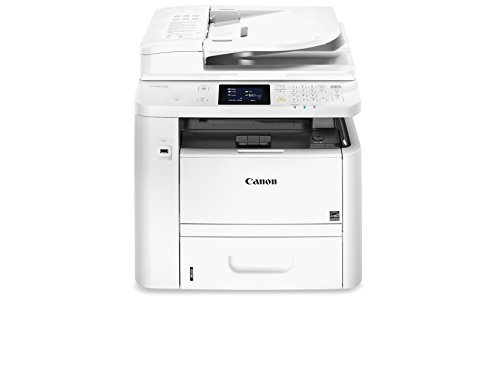 Canon imageCLASS D1550 (0291C009) Wireless, Monochrome, Mobile-Ready Laser Printer with Legal Size Glass for Copying/Scanning, NFC, 35 PPM