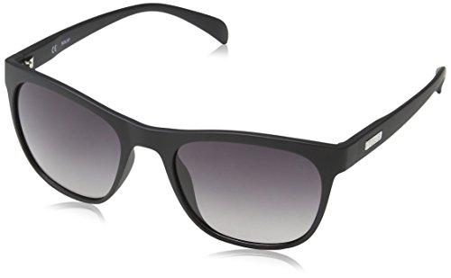 TOUS STO912-530U28 Gafas de sol, Semi/Matt Black, 53 para Mujer