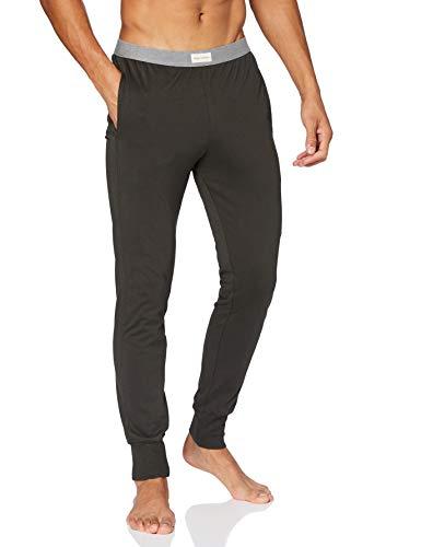 Marc O'Polo Body & Beach Herren M-Pants Pyjamaunterteil, Khaki, X-Large