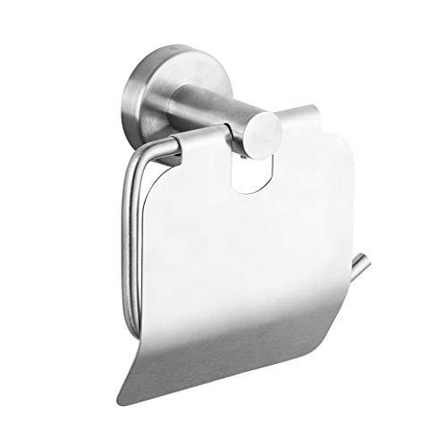 Stoccaggio Moderno per Il Bagno Deposito per WC Rotolo di Carta Igienica Quadrato Accessori per Appendiabiti da Parete