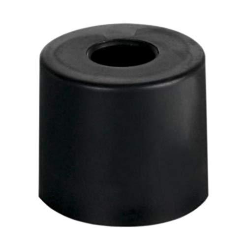 Adam Hall 4913 Gummifuß, 38 x 33 mm, schwarz