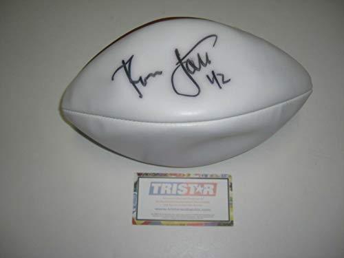Ronnie Lott Sanfrancisco 49ers,hof Doesnt Hold Air Tristar/coa Signed Football - Autographed Footballs