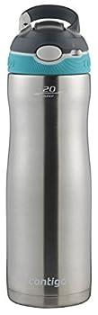 Contigo Autospout Water Bottle 20oz Scuba Lid