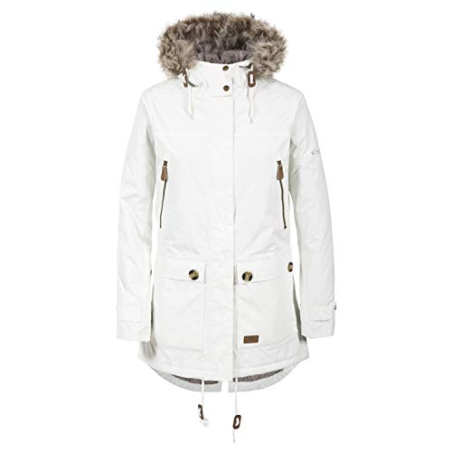 Clea B - Womens Waterproof Parka Padded Jacket - GHOST XXS