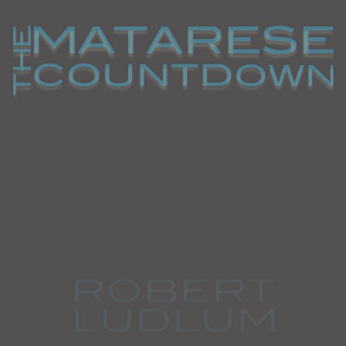 The Matarese Countdown audiobook cover art