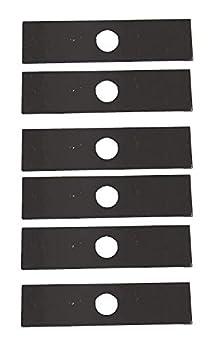 Echo 69601552632 Edger Prepackaged Set Of 2 Blades 3 Packs Of 2 Blades