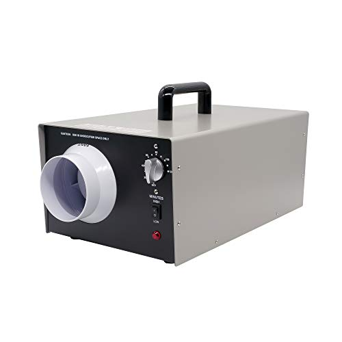 Lumemery Industrial Ozone Generator 14g/h Ozone Machine Commercial Air Purifier Cleaner O3 Ozonator Deodorizer Formaldehyde Eliminating for Hotels, Office, Workshop