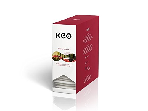Keo Tee - WALDBEERE - Teachamp 15x4,0g